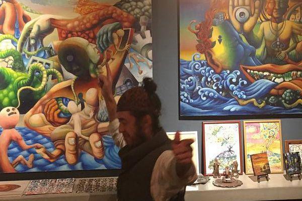 アート&クラフトギャラリー